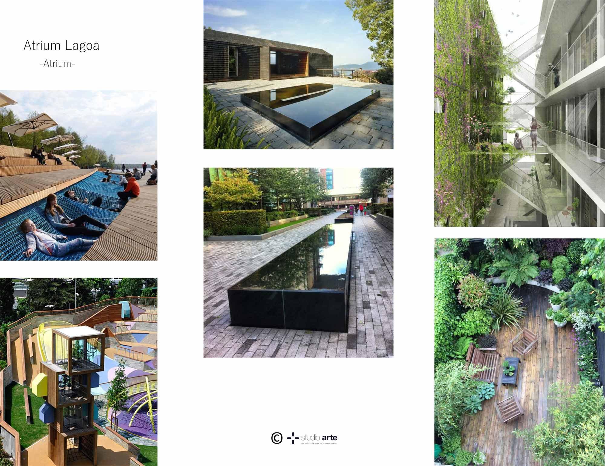 atrium lagoa gallery image